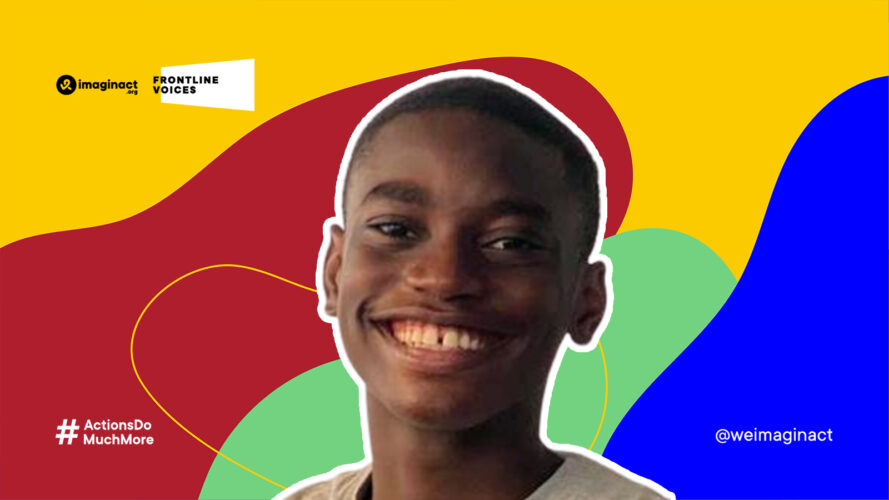 Frontline voices Dahunsi Oluwanifemi