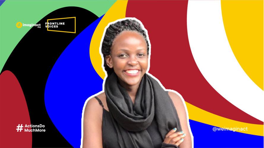 Frontline voices Noreen Asekenye