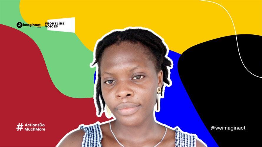 Frontline voices Ude Ugo Anna